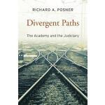 【预订】Divergent Paths: The Academy and the Judiciary