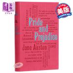 【中商原版】[英文原版]Pride and Prejudice皮革平装傲慢与偏见 经典