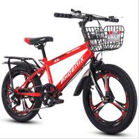 儿童自行车小学生车男孩女孩山地车单车子7-10-12-15岁中大童