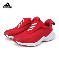 【4折�r:171.6元】阿迪�_斯(adidas)童鞋2019新款男女童FortaRun AC I跑步鞋EG5702 �t色