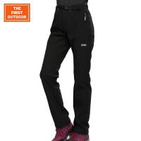 【满299减200】美国第一户外男城市旅行双层复合贴膜软壳裤冲锋裤