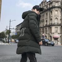 冬季男士加绒加厚中长款棉衣外套保暖新款棉服韩版潮流冬装小棉袄DJ-DS216