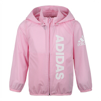 adidas阿迪达斯2019 小童 运动外套梭织茄克FK1350