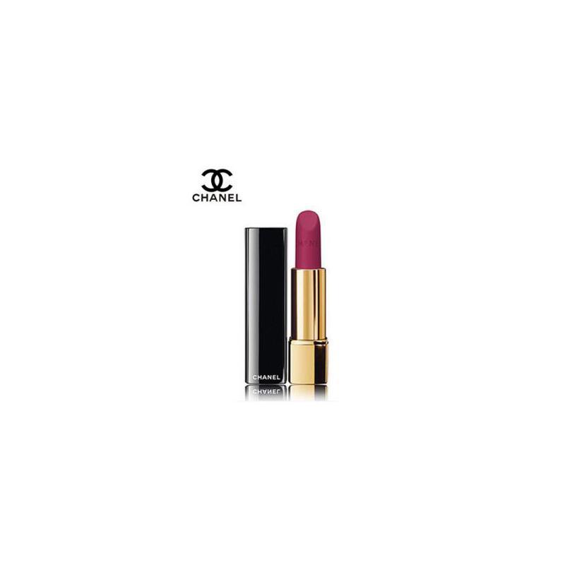 Chanel/香奈儿 炫亮魅力丝绒口红50# 大热车厘子色 夏季护肤 防晒补水保湿 可支持礼品卡