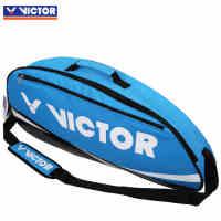 包邮 威克多VICTOR羽毛球拍包 胜利单肩背包 BR5102F 6支装