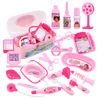 儿童医生玩具套装宝宝打针听诊器医药箱女童3-6岁女孩过家家