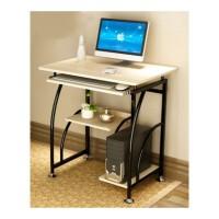 简易小型电脑桌台式家用书桌笔记本置地桌简约现代迷你电脑桌60