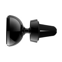 毕亚兹 车载手机支架 C26 空调出风口磁吸式支架 炫酷黑 汽车手机支架 手机平板导航仪通用