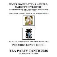 【预订】IBM Prison Poetry & a Fable: Madoff Move Over !