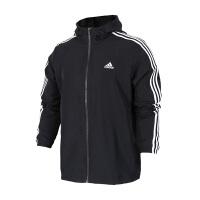 Adidas阿迪达斯 男装 2018新款运动休闲夹克外套防风衣 BQ6456