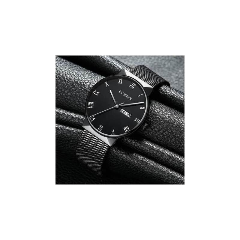 卡诗顿手表男学生男士手表运动石英表防水时尚潮流丝带男表韩腕表
