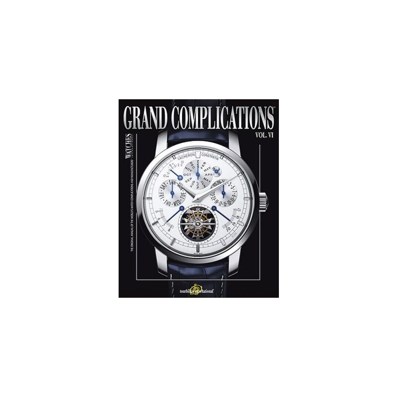 【预订】Grand Complications Volume VI: High Quality Watchmaking 美国库房发货,通常付款后3-5周到货!