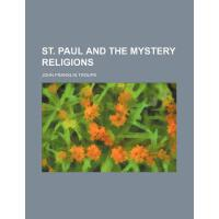 【预订】St. Paul and the Mystery Religions 9780217058506