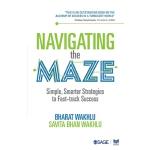 【预订】Navigating the Maze: Simple, Smarter Strategies to Fast