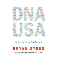 【预订】DNA USA: A Genetic Portrait of America 9780871404121