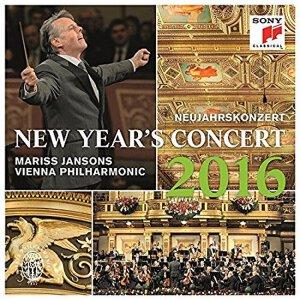 [现货]NEW YEAR'S CONCERT 2016年维也纳新年音乐会 2CD