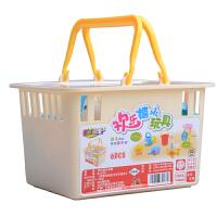 婴儿宝宝洗澡玩具 儿童戏水沙滩玩具套装 花洒喷水游泳玩具6件套