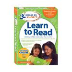 【中商原版】迷上语音系列 学与读初级Level 1 英文原版 Hooked on Phonics Learn to R