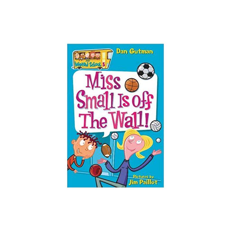 【预订】Miss Small Is Off the Wall! 预订商品,需要1-3个月发货,非质量问题不接受退换货。