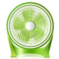 中联ZL04-180迷你微风扇电风扇小风扇小电扇台式静音家用学生宿舍床头蚊帐 苹果绿