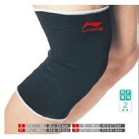 李宁lining正品男女运动护膝篮球羽毛球保暖关节炎空调房针织透气 单只装