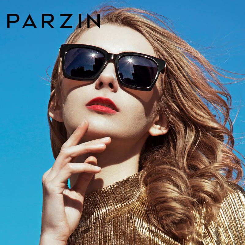 帕森偏光太阳镜 男女时尚大方框潮人墨镜开车驾驶司机镜