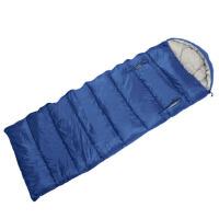 云博春夏秋冬四季户外睡袋成人信封带帽可伸手睡袋