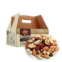 【青岛特产】乐食汇 每日坚果 750g/盒 休闲零食