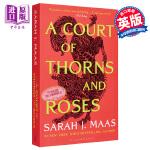 【中商原版】荆棘与玫瑰的法庭 英文原版 A Court of Thorns and Roses Sarah J. Ma