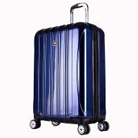 【促】DELSEY大使牌PC拉杆箱旅行箱行李箱男女可扩充万向轮