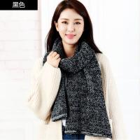 围巾女秋冬季日系百搭披肩冬天学生长款韩版时尚两用仿羊绒围脖