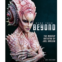 星际迷航3:超越星辰 特效化妆合集 英文原版 Star Trek Beyond - The Makeup Artist