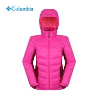 Columbia哥伦比亚户外女700蓬热反射加厚保暖羽绒服PL5801