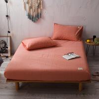 日式色席梦思保护套 防尘罩床笠床罩床垫罩床套1.8m床防滑床单