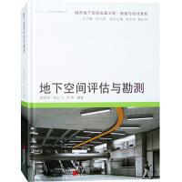 地下空间评估与勘测 顾国荣 杨石飞 苏辉 编著 地铁 车库 地下商场 建筑设计书籍