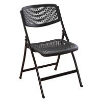 可折叠椅凳子靠背椅办公室电脑椅便携座椅培训椅简约会议接待椅子