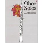 【预订】Oboe Solos: Everybody's Favorite Series, Volume 99