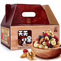 臻味 天天坚果 坚果礼盒混合综合果仁540g/盒