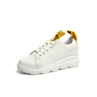 新款韩版运动鞋女跑步鞋百搭街拍小白鞋女鞋白色休闲鞋子