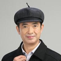 春夏保暖老头帽子冬天中老年男单老人帽子爷爷爸爸帽鸭舌帽春秋季