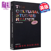 【中商原版】文化研究读本 英文原版 英文文学 The Cultural Studies Reader Simon During