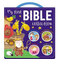 【预订】Picture Book Box Set Bible Stories
