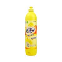 绿伞洗洁精500g*1瓶装柠檬清香 餐具清洁剂洗碗液洗涤剂