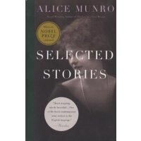 英文原版 Selected Stories 爱丽丝门罗的精选故事集