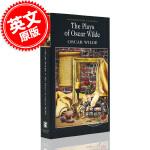 现货 奥斯卡王尔德的戏剧 WORDSWORTH EDITIONS 英文 原版书籍 经典小说 THE PLAYS OF