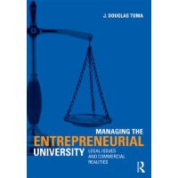 【预订】Managing the Entrepreneurial University: Legal Issues a