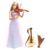 [当当自营]Barbie 芭比之小提琴家 DLG94