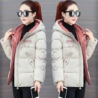 短款羽绒女装冬装冬季2010年新款潮面包棉衣棉袄外套