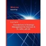 【预订】Exam Prep for Foundations in Strategic Management by Ha
