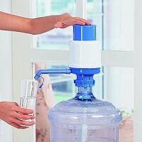 加厚手压式饮水器 抽水泵 纯净桶装水压水器 饮水机取吸水器矿泉纯净水桶吸水压水器饮水机大桶电动支架